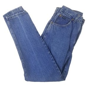 Vintage 80's Chic Size 4 High Waist Jeans